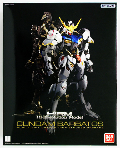 Bandai Iron-Blooded Orphans Hi-Resolution Model GUNDAM BARBATOS 1/100 scale kit  060079