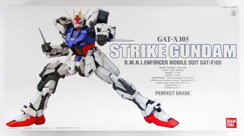 Bandai PG 314130 GUNDAM GAT-X105 STRIKE GUNDAM 1/60 scale kit