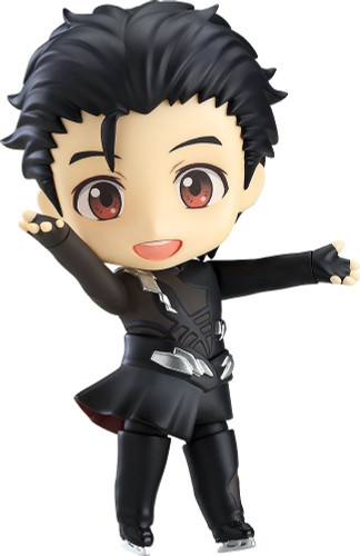 Good Smile Yuri!!! on ICE Nendoroid 736 Yuri Katsuki
