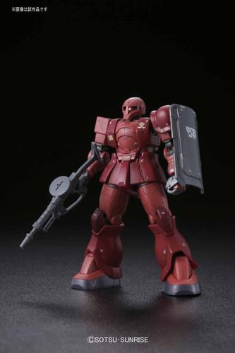 Bandai Gundam The Origin 015 MS-05 ZAKU I (Char Aznable) 1/144 Scale Kit