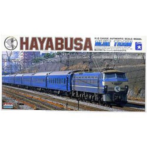 Arii 151846 Electric Locomotive EF66 Hayabusa 1/80 Scale Kit (Microace)