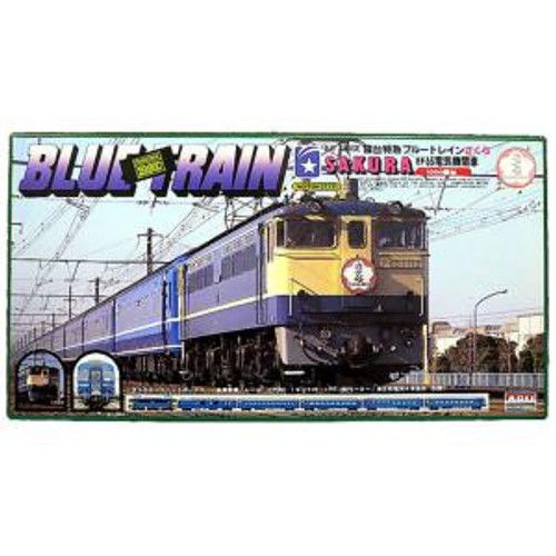 Arii 701812 Electric Locomotive EF65 SAKURA 1/80 Scale Kit (Microace)