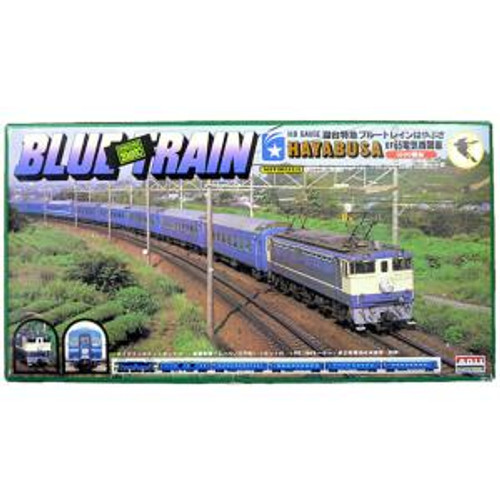 Arii 701836 Electric Locomotive EF65 Hayabusa 1/80 Scale Kit (Microace)