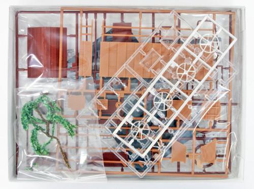 Arii 812143 Japanese Goldfish Stall 1/25 Scale Kit (Microace)