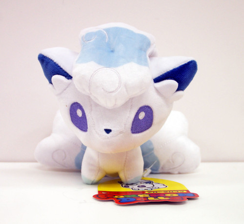 Pokemon Center Original Plush Doll Pokemon Dolls Alola Vulpix (Rokon) 206943