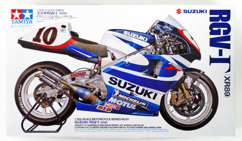 Tamiya 14081 Suzuki RGV Gamma XR89 1/12 Scale Kit