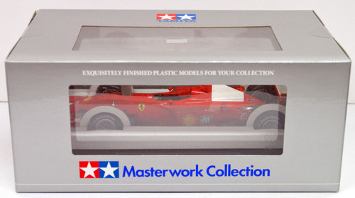 Tamiya 21118 Ferrari F2001 #1 Masterwork Collection 1/20 Scale Kit