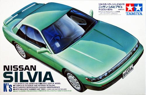 Tamiya 24078 Nissan Silvia K's 1/24 Scale Kit