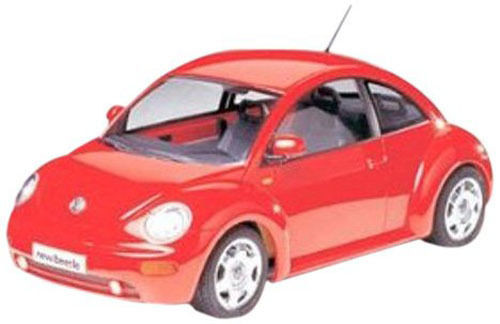 Tamiya 24200 Volkswagen New Beetle 1/24 Scale Kit