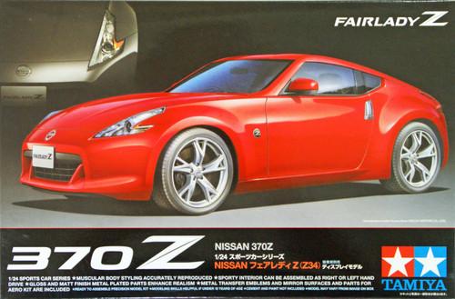 Tamiya 24315 Nissan 370Z (Fairlady Z/ Z34) 1/24 Scale Kit