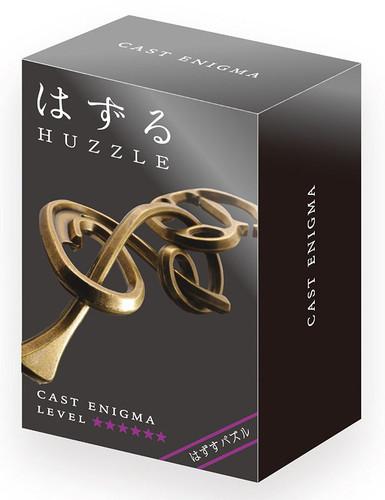 Hanayama Cast Huzzle (Puzzle) Cast ENIGMA