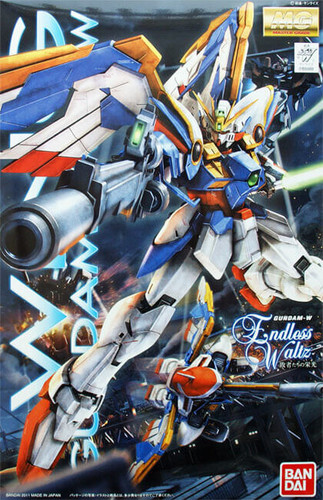 Bandai MG 694898 Wing Gundam Endless Waltz 1/100 Scale Kit