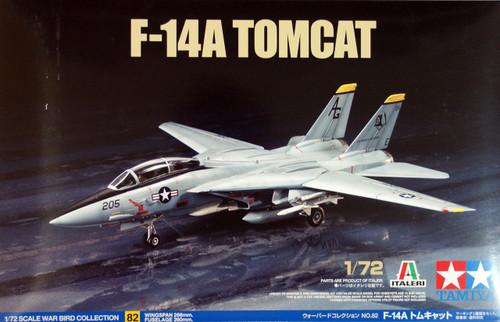 Tamiya 60782 F-14A Tomcat 1/72 Kit
