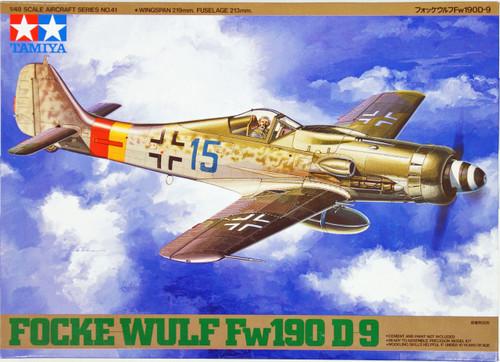 Tamiya 61041 Focke-Wulf Fw190 D-9 1/48 Scale Kit