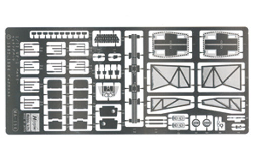Hasegawa Macross QG3 VF-1 VALKYRIE Etched Parts 1/72 Scale Kit