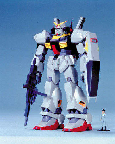 Bandai Z GUNDAM Series RX-178 GUNDAM Mark II 1/100 scale kit 037530