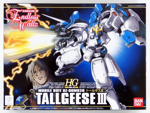 Bandai 612119 GUNDAM W Endless Waltz W-Gundam TALLGEESE III 1/144 scale kit