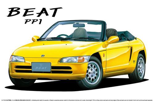Aoshima 53393 The Model Car 39 Honda PP1 Beat 1991 1/24 scale kit