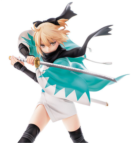 Aquamarine Fate/Grand Order Saber Souji Okita 1/7 Scale Action Figure (2nd Release)