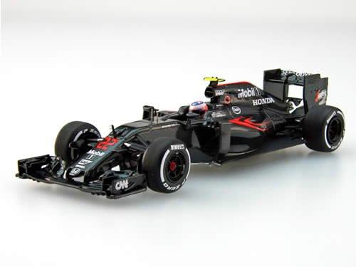 Ebbro 45487 McLaren Honda MP4-31 2016 No.22 Jenson Button 1/43 scale