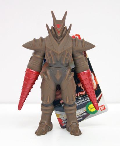 Bandai 117216 Ultraman Ultra Monster Series No.78 Legionoid Alpha Figure