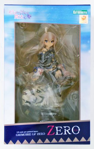 Kotobukiya PP654 Zero 1/8 Scale Action Figure (Grimoire of Zero)