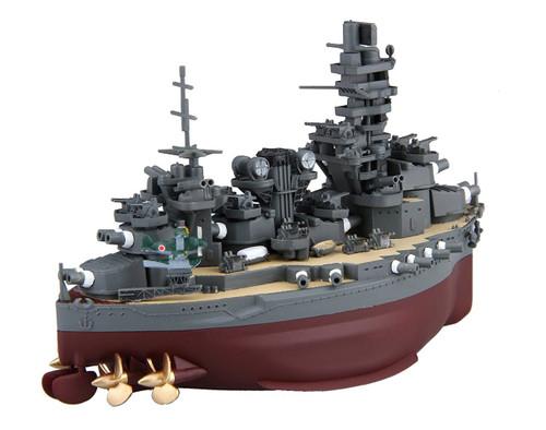 "Fujimi TK30 Chibi-maru Kantai Fleet IJN Battleship ""Fuso"" Non-scale kit"