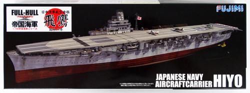 Fujimi FH-39 Japanese Aircraft Carrier Hiyo 1942 (Full Hull) 1/700 scale kit