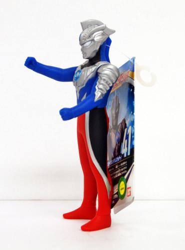 Bandai 117230 Ultra Hero Series No.41 Ultraman Orb Emerium Slugger Figure