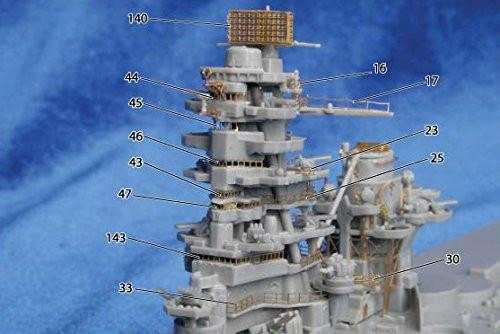 Fujimi TOKU SP68 IJN Battleship Ise 1944 October DX 1/700 scale kit