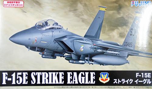 Fujimi BSK-4 722351 F-15E Strike Eagle 1/72 Scale Kit