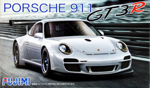 Fujimi RS-85 Porsche 911 GT3R 1/24 Scale Kit