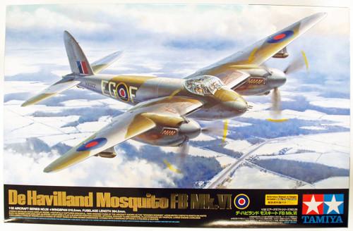 Tamiya 60326 De Havilland Mosquito FB Mk.VI 1/32 scale kit