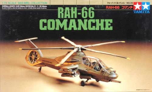 Tamiya 60739 RAH-66 Comanche 1/72 Kit