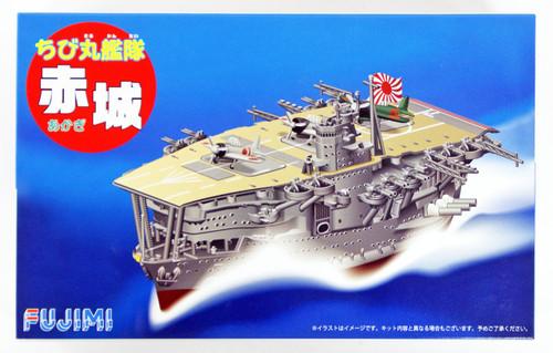 Fujimi TKSP20 Chibi-maru Kantai Fleet Akagi Non-scale kit w/ Trial Nipper
