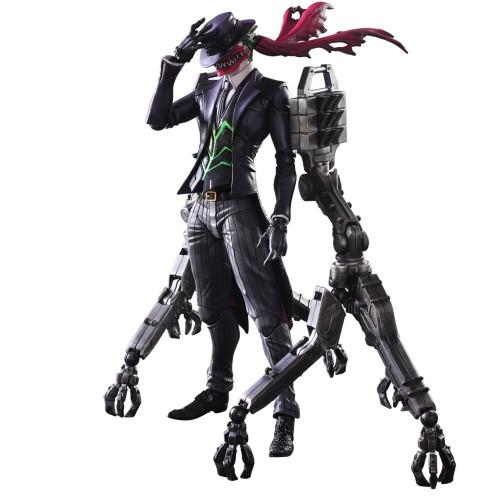 Square Enix DC Comics Variant Play Arts Kai - Joker Figure (Designed by Tetsuya Nomura)