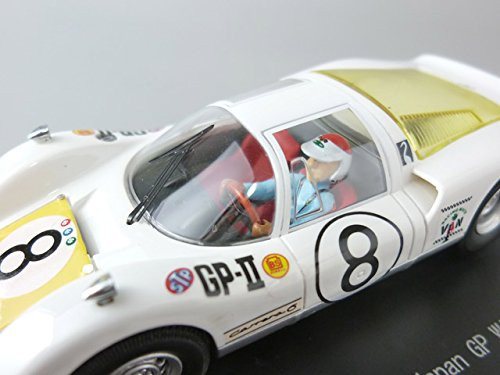 Ebbro 45344 Porsche 906 1967 Japan GP Winner IKUZAWA No.8 1/43 scale