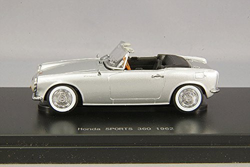 Ebbro 45465 Honda SPORTS 360 1962 Silver 1/43 scale