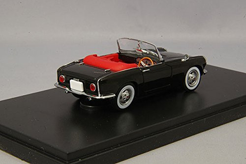 Ebbro 45467 Honda S500 1963 Black 1/43 scale