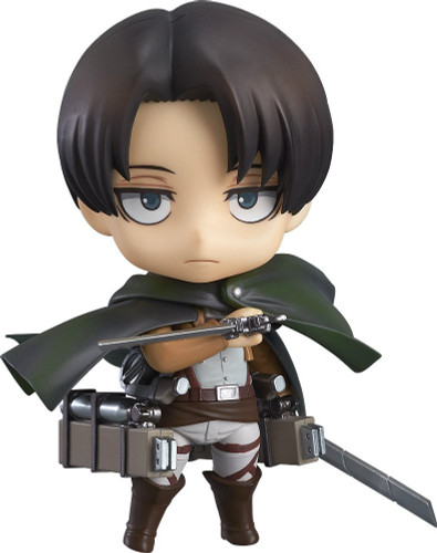 Good Smile Nendoroid 390 Levi (Attack on Titan)
