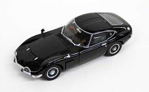 Ebbro 24034 TOYOTA 2000GT (Black) 1/24 Scale