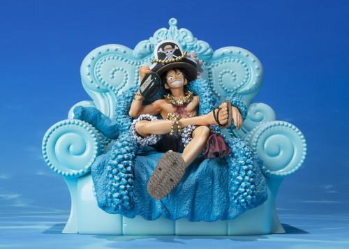 Bandai 177531 Figuarts ZERO Monkey D. Luffy One Piece 20th Anniversary Figure