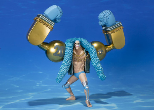 Bandai 177494 Figuarts ZERO Franky One Piece 20th Anniversary Figure
