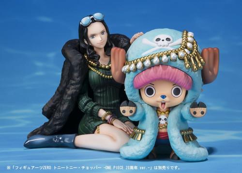 Bandai 177517 Figuarts ZERO Nico Robin One Piece 20th Anniversary Figure