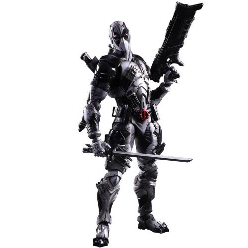 Square Enix Marvel Universe Variant Play Arts Kai - Deadpool X-Force ver. Figure