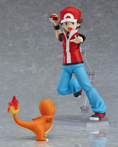Good Smile Figma 356 Legendary Trainer Red Figure (Pokémon)