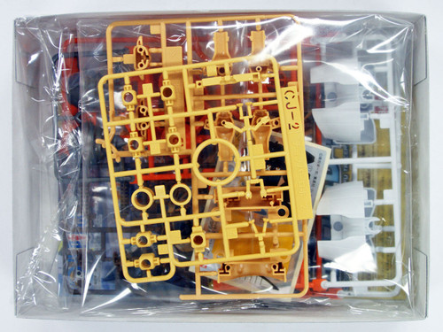 Bandai ONE PIECE CHOPPER ROBO SUPER 4 Kung Fu Tracer non scale kit 094395