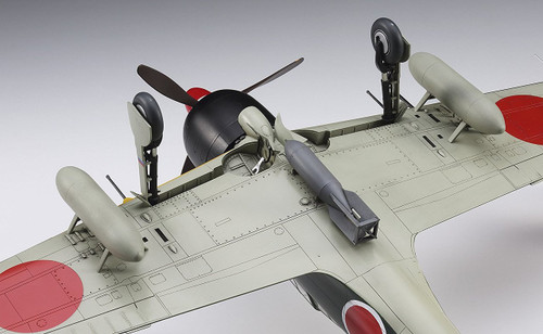 "Hasegawa 08249 Mitsubishi A6M7 Zero Fighter Type 62 ""302nd Flying Group"" 1/32 scale kit"