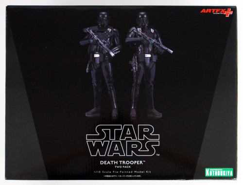 Kotobukiya SW117 ARTFX+ STAR WARS Death Trooper Set of 2 1/10 scale Figure