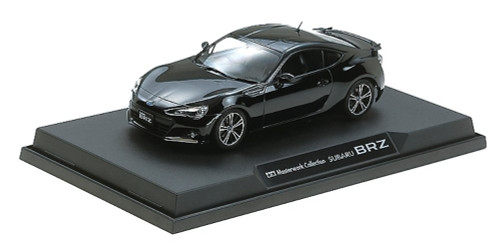 Tamiya 21129 Subaru BRZ Black Silica Masterwork Collection 1/24 Scale